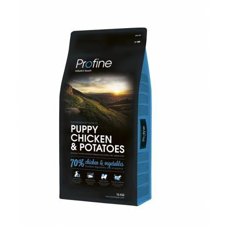 Profine Puppy Chicken and Potatoes 15kg