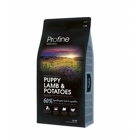 Profine Puppy Lamb and Potatoes 15 kg