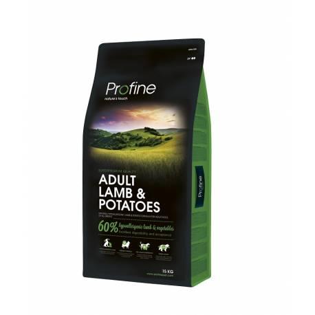 Profine Adult Lamb and Potatoes 15kg