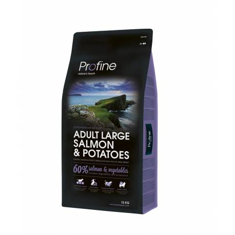 Profine Adult Large Breed Salmon and Potatoes 15kg