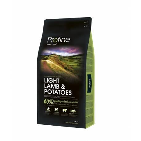 Profine Light Lamb and Potatoes 15kg