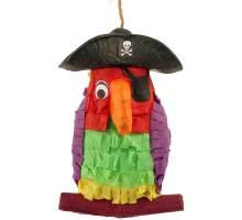 Fill Your Own Pinata - Pirate Parrot