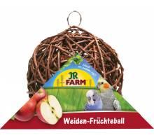 JR Farm parkiet en grote parkiet wilgen vruchtenbol 135 gram