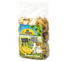JR Farm bananenchips 150 gram