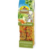 JR Farm Farmys Wortel en Venkel 160 gram