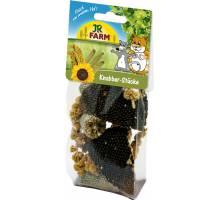 JR Farm knabbelstukjes 50 gram