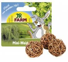 JR Farm pak a 3 mini wilgenbal 20 gram