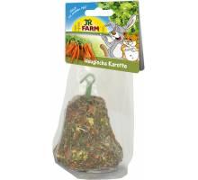 JR Farm hooiklok wortel 125 gram