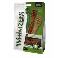 Whimzees Toothbrush - Small 24 stuks