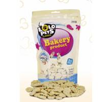 Lolo Pets Hondenkoekjes Seafood Biscuits 350 gram