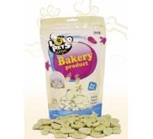 Lolo Pets Hondenkoekjes Seafood Biscuits Mosselen 350 gram