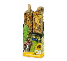 JR Farm Grainless Farmys Zonnebloem en Kamille 140 gram
