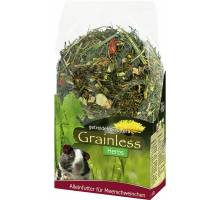 JR Farm Grainless Herbs voor cavia's 400 gram