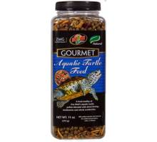 Zoo Med Gourmet Aquatic Turtle Food, 312g