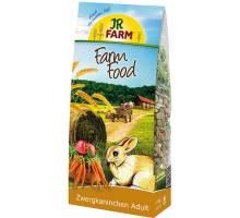 JR Farm Food dwergkonijn adult 750 gram