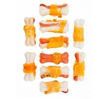 Voskes Beef Skin, Pork Skin and Chicken - Botjes X-small (10 stuks)
