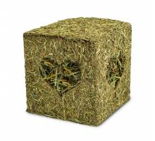 JR Farm hooiblok met meelwormen 125 gram