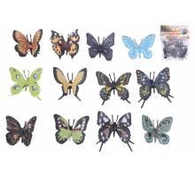 Vlinders in zak