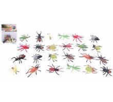 Insecten in zak