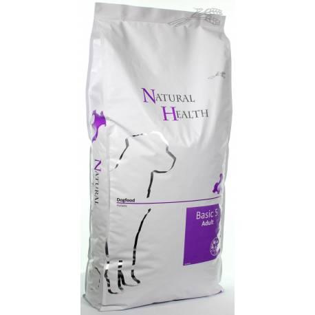 Natural Health Dog Basic Five 12,5 kg