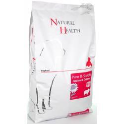 Natural Health Dog Lamb & Rice Reduced 7,5 kg