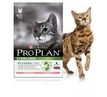 Pro Plan Kat Sterilised Kalkoen 3 kg