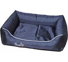 Napzzz Waterproof Divan Zwart - 90x75 cm