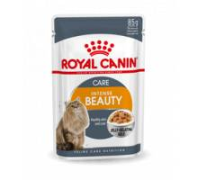 Royal Canin intense beauty in jelly 12 x 85 gram