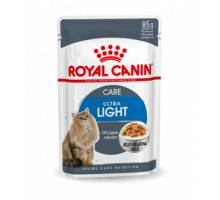 Royal Canin ultra light in jelly 12 x 85 gram
