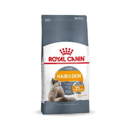 Royal Canin hair en skin 4 kg