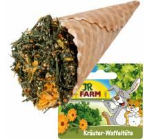 JR Farm kruiden-ijshoorn 60 gram
