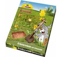 JR Farm kruidenweide met paardenbloem 750 gram
