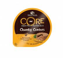 Wellness CORE Chunky Cent chick/chickliver/spinach 170 GR