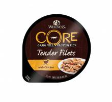 Wellness CORE Tender Filets chicken/carrot/pepper 170 GR