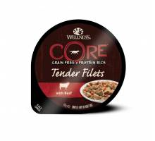Wellness CORE Tender Filets beef/carrot/pepper 170 GR