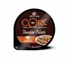 Wellness CORE Tender Filets turkey/gr beans/potato 170 GR