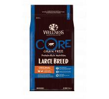 Wellness CORE large Adult turkey/chicken  2,75 KG