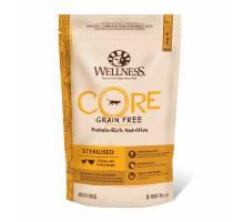 Wellness CORE dry sterilised chicken/turkey 300 GR