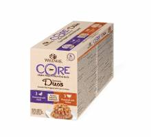 Wellness CORE Duos poultry selection 6-pack 79 GR