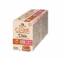 Wellness CORE Duos land/sea selection 6-pack 79 GR