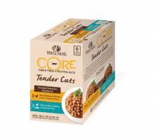 Wellness CORE Wet Tender Cuts chicken select 6-pack 85 GR