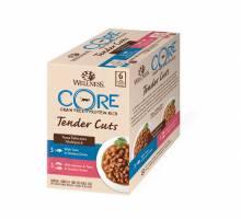 Wellness CORE Wet Tender Cuts tuna select 6-pack 85 GR