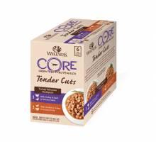 Wellness CORE Wet Tender Cuts turkey select 6-pack 85 GR