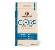 Wellness CORE dry cat ocean salmon/tuna 10 KG