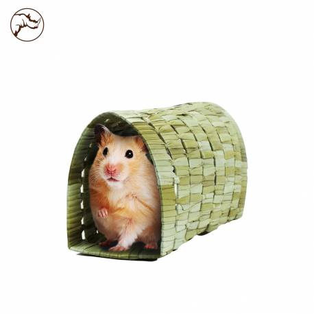 Back Zoo Nature Natural Rodent Tunnel Small