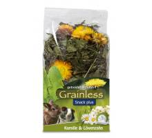 JR Farm Grainless Plus kamille en paardenbloem 100 gram