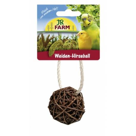 JR Farm Parkiet en Kanarie Wilgen Gierstbal 25 gram