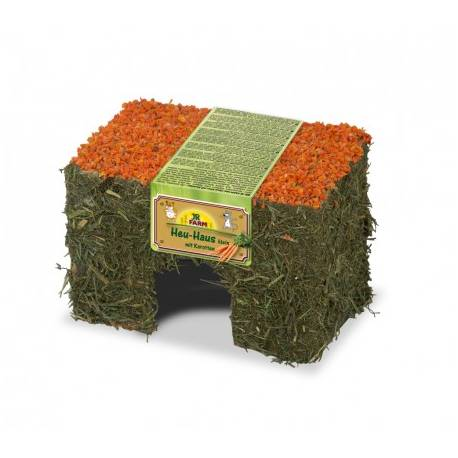 JR Farm hooihuis wortel klein 75 gram