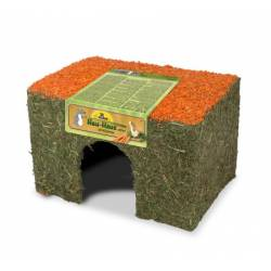 JR Farm hooihuis wortel middel 350 gram