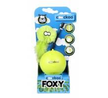 Coockoo Foxy Lime - Elektronisch krabpaal speelgoed